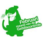 Februari, de maand van het gebit