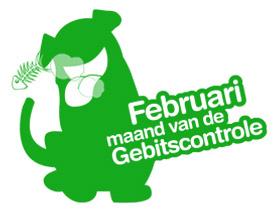 Februari, de maand van het gebit.