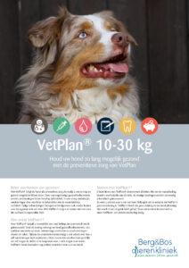 VetPlan < 10-30 kg