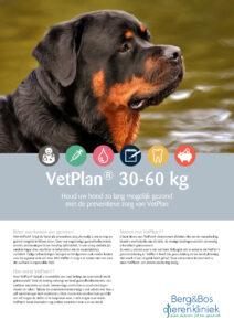 VetPlan < 30-60 kg