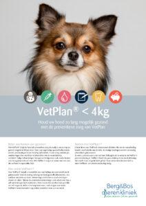 VetPlan < 4kg